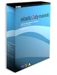 Neuer static2dynamic Release 3 fertiggestellt